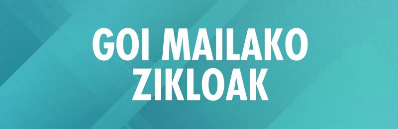 Goi-Mailako-Zikloak
