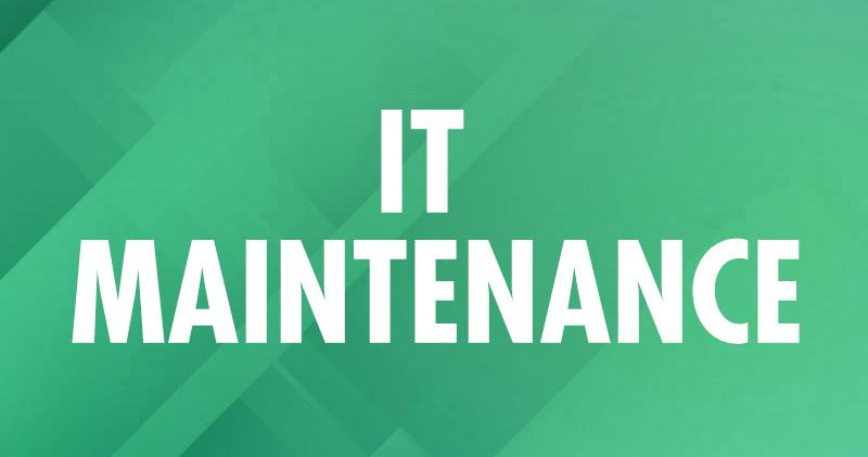 IT-MAINTENANCE