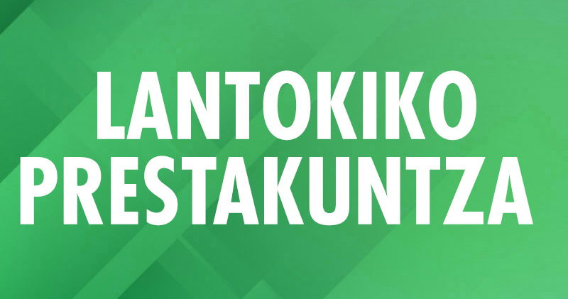 LANTOKIKO-PRESTAKUNTZA-